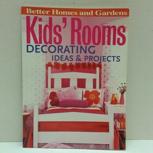 Other - BH&G Kid's Rooms Decorating Ideas & Projects